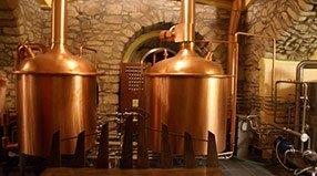 Производство живого фильтрованного и нефильтрованного пива