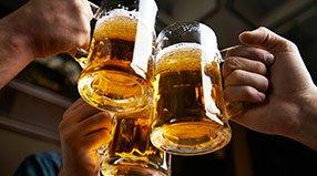 Бочка пива